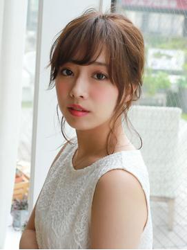 【若井】結婚式ヘア☆大人かわいいルーズアップ