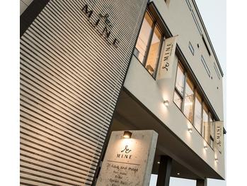 ミネヘアアンドメイク高知店(高知県高知市/美容室)