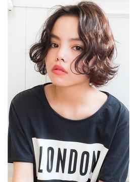【lamp hair 】ニューヨークウェーブボブ♪No.1