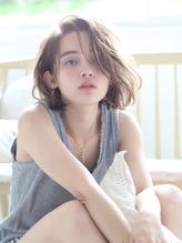 《Uri/二子玉川》くせ毛風×ウエーブ パーティ.46