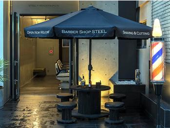 スティール(Barbershop STEEL)(大阪府大阪市中央区)