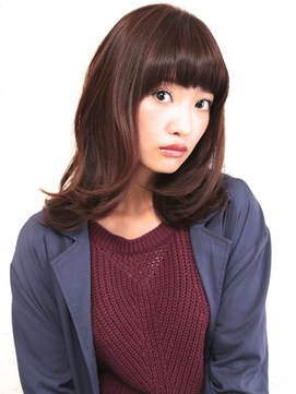 【 go s go 吉祥寺(e) 】リラックスセミディ
