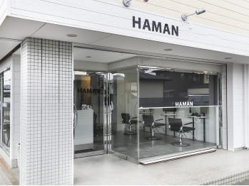 ハーマン(HAMAN)(岐阜県各務原市/美容室)