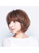 【PHASE/石田康博 】30代40代50代の大人綺麗なショートボブ◎ 40代.41