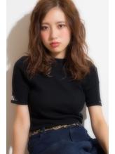 【BLANC】波ウエーブスタイル モイストカラー.53