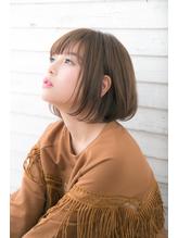 【drive for garden西川真矢】大人可愛いノームコアマッシュボブ OL.59