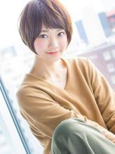 **Gem Garden**なりたい質感が叶う☆ナチュラルマッシュ 前髪パーマ.55