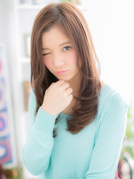 【macaron】触りたくなる☆エアリーパーマ