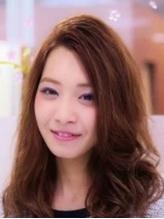 大きめカールのゆるふわデジタルパーマ.29