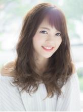 【髪にやさしいハーブカラーから創る美髪カラー】+【うる艶インプライム♪TR】で透明感◎の最旬カラーに!
