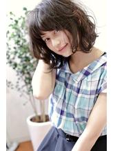 【ayaLA/佐藤哲朗】ゆるふわニュアンスボブ.5