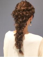結婚式・イベントに!【アレンジヘアセット¥3996】とびっきりかわいいスタイルなら気分もアガる♪