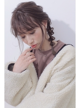 透け感☆ラベンダーアッシュ.40
