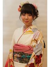【Roworl亀戸】卒業式・成人式・七五三スタイルOK! 七五三.17