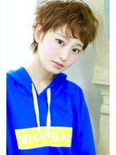【aeru】ガーリーショート.4