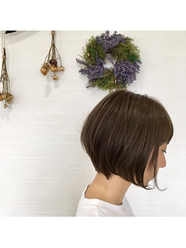 ループヘアー(LOOP° hair)