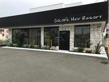 カラーズ ヘア リゾート(COLOR'S Hair Resort)の詳細を見る