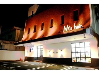 エムズヘアー(M's HAIR)(大阪府大阪狭山市/美容室)