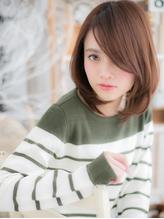 ひし形フォルムのツヤミディa 上品.22