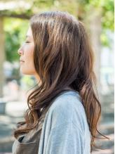 白髪カバー×オシャレ◆色を楽しむ大人女性の為のエイジレスカラー◎諦めていた明るめカラーも綺麗に染まる