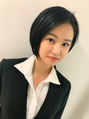 《GRAND LINE  代表 YUTAKA黒髪ショートボブ就活生》