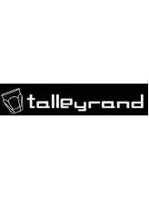 タリィランド(talleyrand)