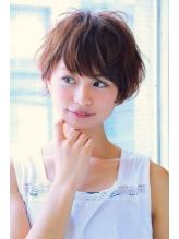 【+~ing】 抜け感ある可愛いショート【畠山竜哉】 .22
