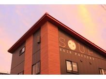 スープ ヘア ファクトリー(SOUP HAIR FACTORY)の詳細を見る