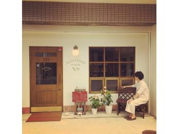 ヘアーガレージ カワニシ(hair garage KAWANISHI)(兵庫県尼崎市/美容室)