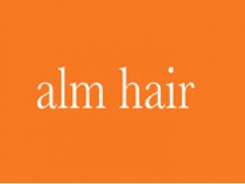 アルムヘアー(alm hair)