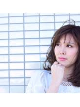 【イルミナカラー】オトナ女子×ミディアム★★ 社会人.24