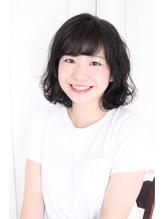 【ROGUE】ナチュラルボブ×黒髪 就活.46