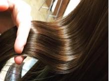 【悩みのない髪へ♪3~5月に初回来店された方への特典も注目】気になるクセの悩みを手軽に解決☆
