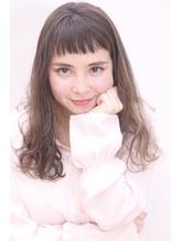 キュートさ溢れるカジュアルショートバング☆.40