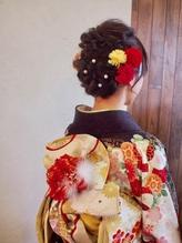 編みこみアレンジ 編み込み.44