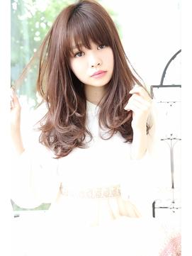 Bella菅野☆褒められ髪☆フリルカール2