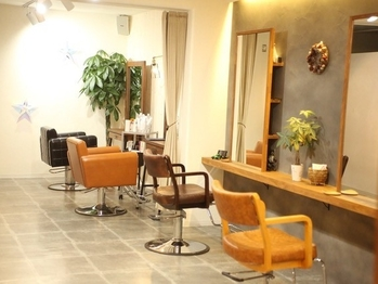 グリーンシェアサロン(Green share salon)(兵庫県西宮市/美容室)