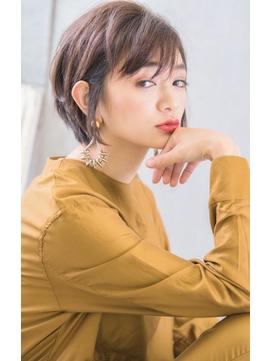【stylist畠山】大人のこなれ感30.40代人気ショート☆