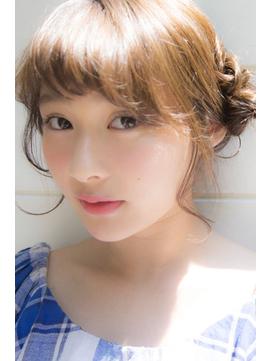 [Garland/表参道]☆カジュアルまとめ髪02☆