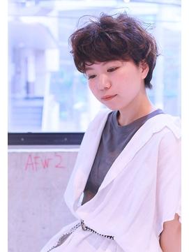 大泉学園【オモルフィ】ふんわりショート