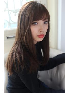Bella Yumie☆褒められ髪☆やわらかストレート