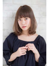 (joemi)切りっぱなしボブマッシュウルフオン眉ひし形 (花野).31