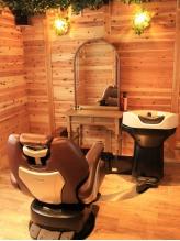 完全個室あり◇シトラス、フルーティー、ハーバル3種類の香りから、お客様の髪の状態や気分に合わせます☆