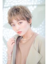 【大見健斗】大人きれい☆無造作ショート.21