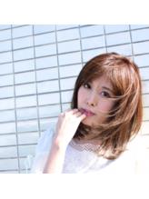 【イルミナカラー】オトナ女子×ミディアム★★★ 社会人.54