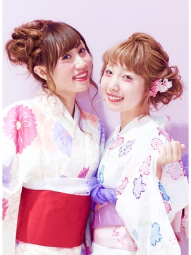 Neolive JuQ☆浴衣を着て夏を楽しむ2☆