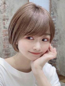 【岩田康平】小顔丸みショートカット 20代30代40代