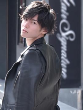 【AINM】大人黒髪!カジュアルメンズスタイル