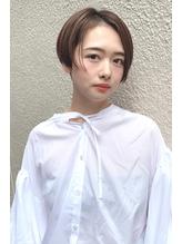 ハンサムショート×グラボブ a Gland梅田本店.58