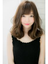 『ROMA』愛され小顔かわいいデジタルパーマ巻き髪風セミディ 愛され.31